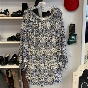 Truth Tunic Top Large